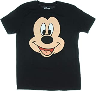 Disney Mickey Mouse Shirt I Am Mickey Big Face Graphic Licensed Men's T-Shirt