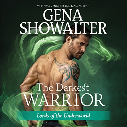 The Darkest Warrior audiobook cover art