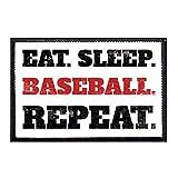 Eat. Sleep. Baseball....image