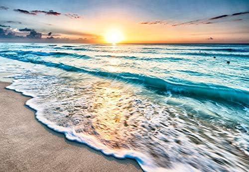 3d beach wallpaper _image0