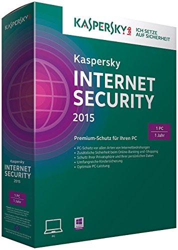 Kaspersky Internet Security 2015 [import allemand]