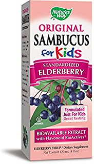 Nature's Way Sambucol For Kids 4 oz ( Multi-Pack)