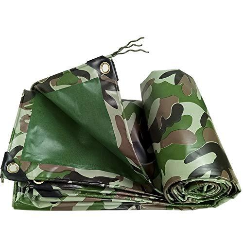WONG witte woondeken set Tarps Sunshade mesh Raschiando Camouflage Cloth Outdoor Fire Camping Tarpaulin met oogje Multi-Size kan individueel worden vormgegeven.