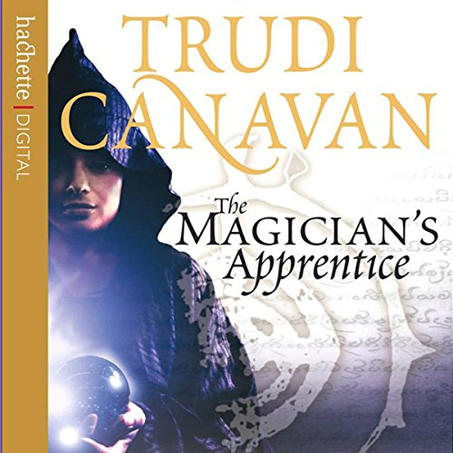 The Magician's Apprentice cover art