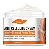 Hot Cream Cellulite Treatment, Anti Cellulite Cream for Fat Burning, Weight Loss Belly Cream Fat Burner For Women and Men, Tummy Slimming Cream & Firming Skin for Abdominal, Waist, Thighs -3.5 OZ
