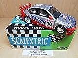 Scalextric Hyundai Accent Rally Montecarlo 2003 A Schwarz M.Hiemer