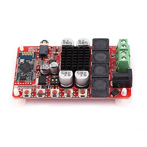 Hilitand 50W + 50W Audio Receiver Power Audio Amplificador Junta Digital Integrado...