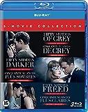 Cinquante Nuances - Fifty Shades : Coffret 3 Films [Blu Ray]