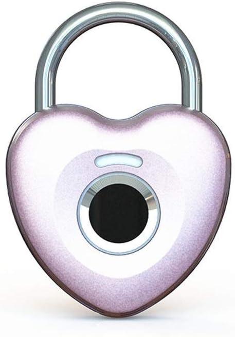 SPNEC Genuine Fingerprint Padlock Smart Touch Waterproof Lock Metal Anti Challenge the lowest price of Japan