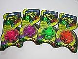 Nowstalgic Toys Wacky Wally 4 Pack-The Original Wall Crawler-50% Off
