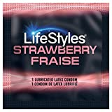Lifestyles Luscious Flavors: 50-Pack of Condoms (50 Pack)