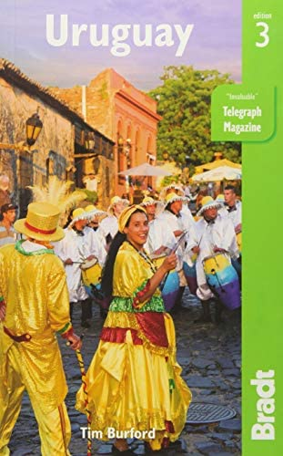 Uruguay Bradt Travel Guide Uruguay product image