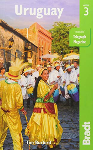 Uruguay (Bradt Travel Guide Uruguay)