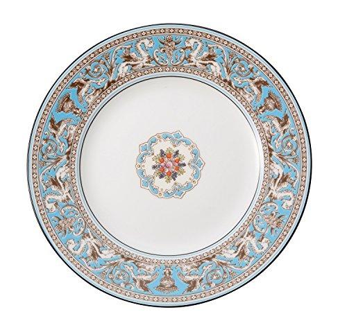 Wedgwood fiorentino Turquoise Dinner Plate 27 centimetri