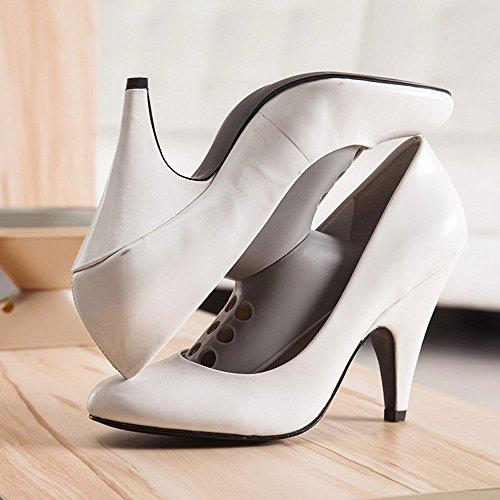 JUZIPI Zapatero Tridimensional De Doble Capa,Zapatero Desmontable, Ahorro De Espacio para Guardar Zapatos