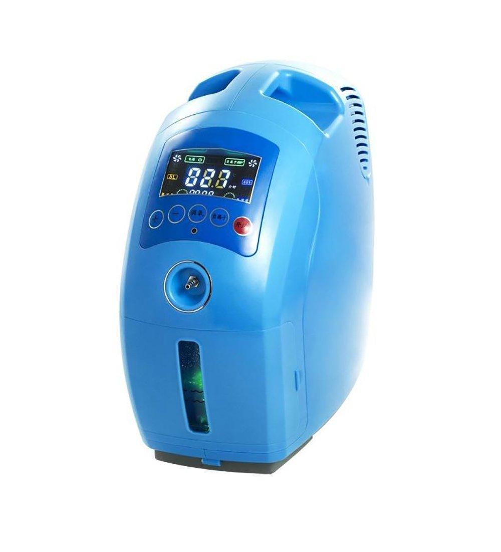 MEI XU Concentrador de oxígeno - Concentrador de oxígeno portátil ...