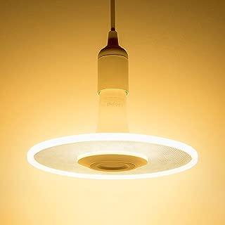 Nebula LED Lamp, Ceiling Pendant Light, Linkind E26 Hanging Lighting, 11W 1100lm 2700K Warm White Chandelier Bulb for Kitchen, Dining Room, Living Room, Bed Room.