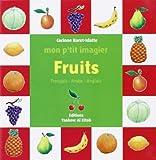 Fruits - Français-Arabe-Anglais