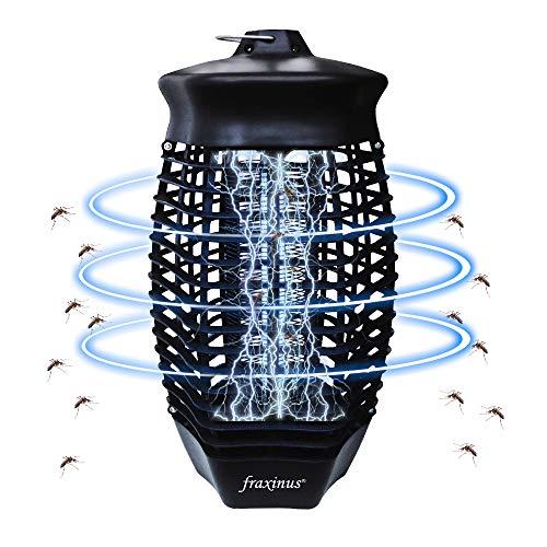 Zanzariera Elettrica Interno UV Lampada Professionale, Antizanzare Elettrico Killer, Lampe Anti-moustique Electrique, Trappola Lumiere Ammazza Zanzare, Destructeur de Moustiques per Uso Interieur.