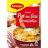 Maggi Soupe Pot au Feu aux Vermicelles (1 Sachet) 57g - Lot de 20