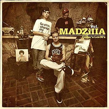 """Madzilla: Uanteik """"Como en los 90'S"""", Vol. 2"""