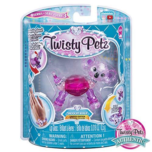 Twisty Petz 6054211 - 2 - in - 1 Armbandtiere mit Lipgloss - sortiert
