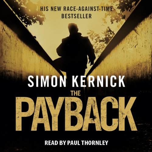 The Payback audiobook cover art