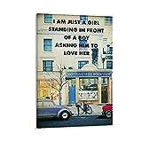 shitu Notting Hill Filmkunst-Poster und Wandkunstdruck,