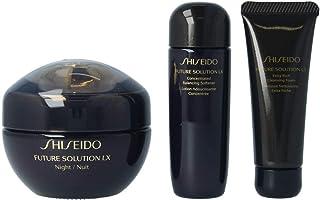 Shiseido - shiseido Future Solution lx night cream 50 ml zestaw 3 parti 2019