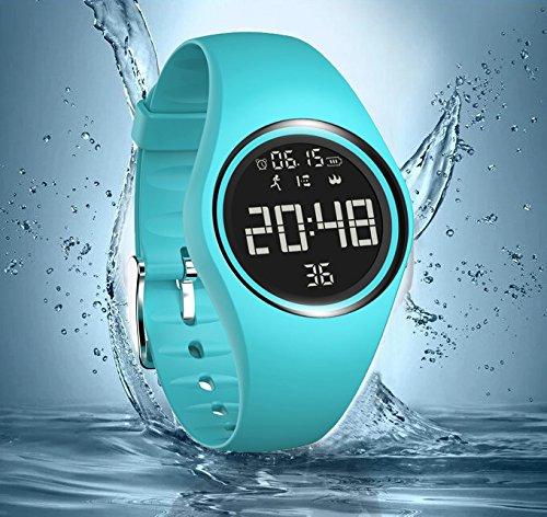 Fitness Tracker,Smartwatch Wasserdicht IP68 Fitness Armband Aktivitätstracker Pulsuhren Schrittzaehler Uhr Smart Watch Fitness Uhr für Damen Herren