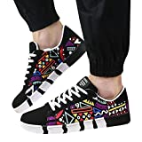 Hbeylia Fashion Sneakers For Women Men Couples Casual Hip Hop Hipster Graffiti Lace Up Low Top Canvas Shoes Comfortable Play Sneakers Walking Driving Sport Running Skateboard Shoes For Boys Girls