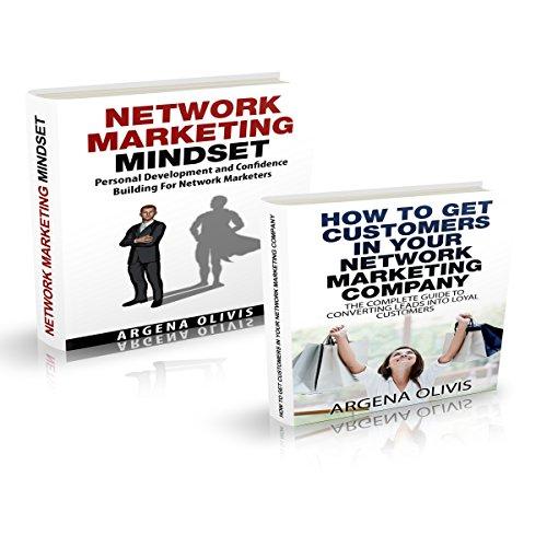 Network Marketing Boxset audiobook cover art