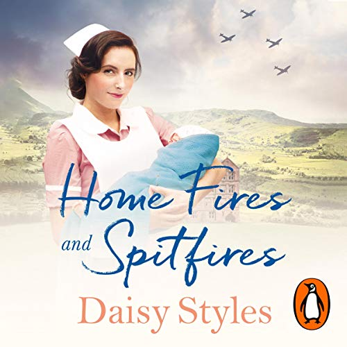 Home Fires and Spitfires cover art