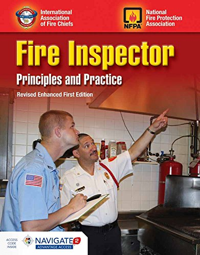 Fire Inspector: Principles and Practice includes Navigate Advantage Access: Revised Enhanced First E