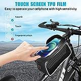Zoom IMG-1 cocoda borsa telaio bici manubrio