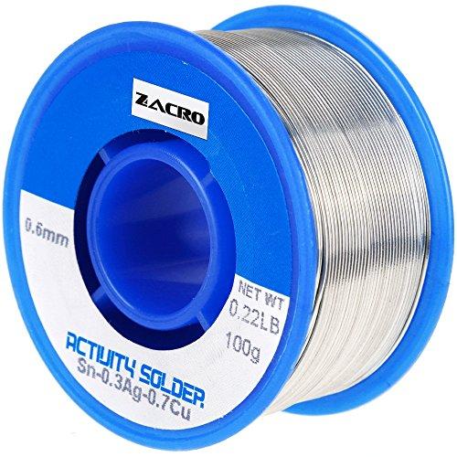 0,7 mm 22SWG Bleifreier L/ötdraht 500 g