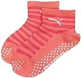 PUMA Kinder Baby Sock ABS 2P, Rosa (Violet Purple Combo 642), 19-22 (2 Paar)
