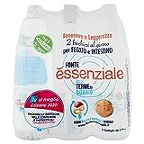 Fonte Essenziale Acqua Minerale Naturale, 6 x 1L