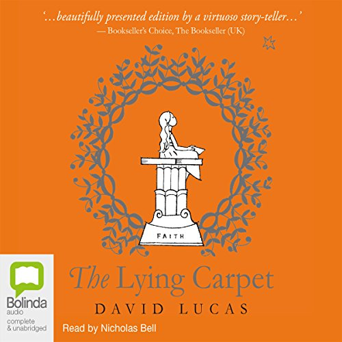The Lying Carpet audiobook cover art