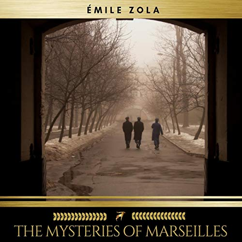 The Mysteries of Marseilles audiobook cover art