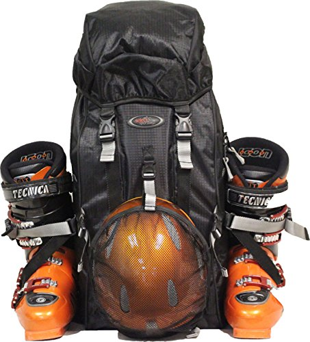 Select Sportbags Ski Boot Backpack Team Pack - Black
