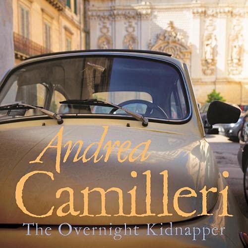 The Overnight Kidnapper cover art