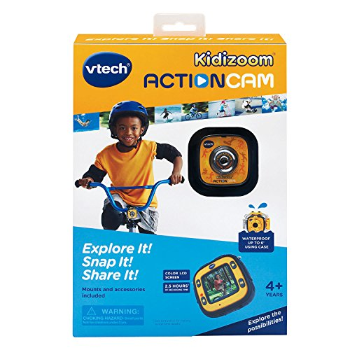 The best action cam for kids in 2020: The Vtech Kidizoom Action Camera 10