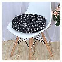 MYBHD ラウンドクッションヨーロッパのクッションホームオフィスチェアソファ枕ヒップクッション40 * 40センチメートル45 * 45センチメートル (Color : 20, Size : 45x45cm)
