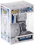 Funko- Pop Marvel: Fantastic Four-Silver Surfer Collectible Toy, Multicolor (44992)