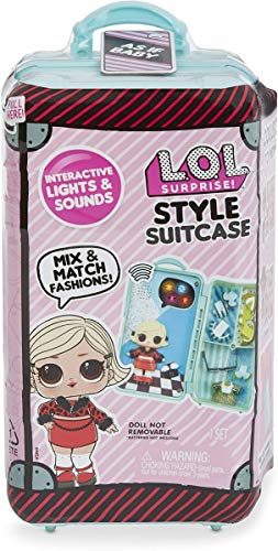 L.O.L. Surprise! 560401 L.O.L Style Suitcase As If Baby Interactive Surprise