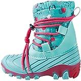 lupilu® - Botas de invierno infantiles con iluminación LED, forradas, color Turquesa, talla 28 EU