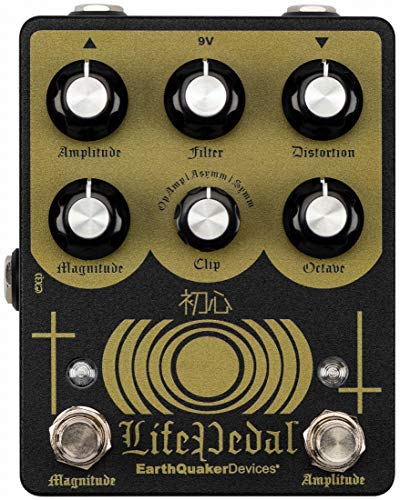 EarthQuaker Devices/LIFEPEDAL V2 アースクエイカーデバイセス
