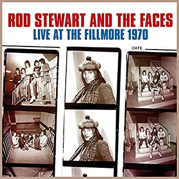 Live at the Fillmore 1970 (Live)