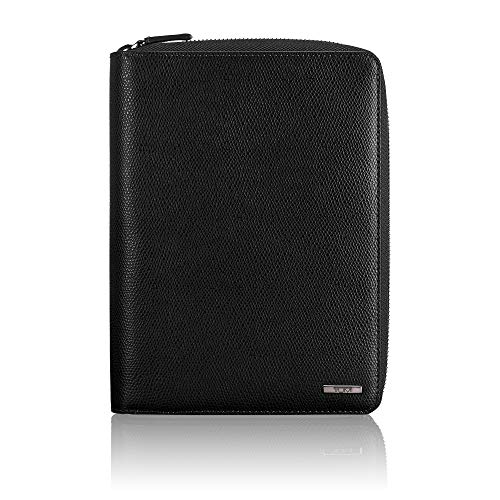 TUMI - Province Family Passport Case Holder - Wallet for Men and Women - Black